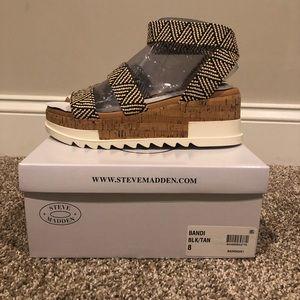 Steve Madden Bandi Platform Sandals